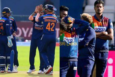 Sri Lanka vs India, 1st T20