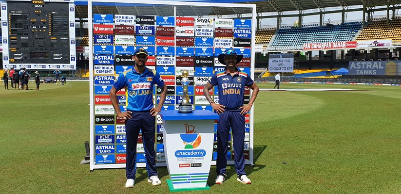 Sri Lanka vs India, 2nd ODI
