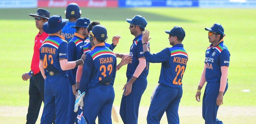 Sri Lanka vs India, 3rd ODI