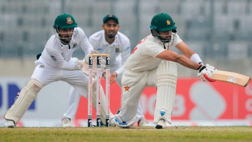 Zimbabwe vs Bangladesh Test 2021