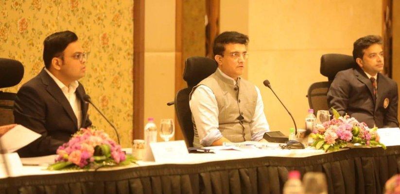 BCCI In Talks