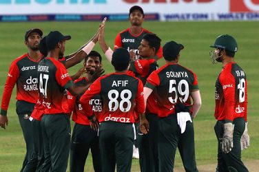Bangladesh secure first-ever series