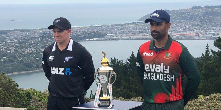 Bangladesh to host New Zealand