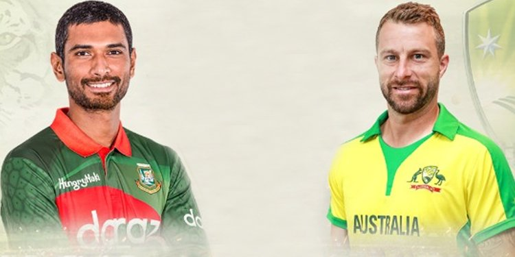 Bangladesh vs Australia 3rd T20