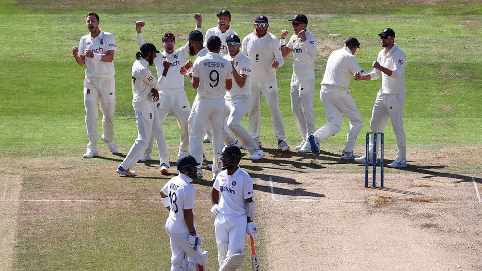 England beat India By innings