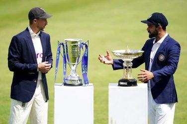England vs India, 1st Test