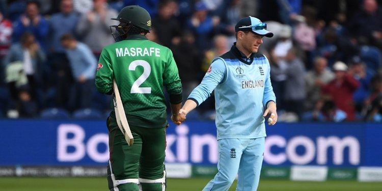 England's White-ball Tour Of Bangladesh