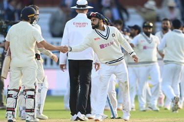 India vs England 3rd test 2021