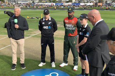 New Zealand vs Bangladesh 2021