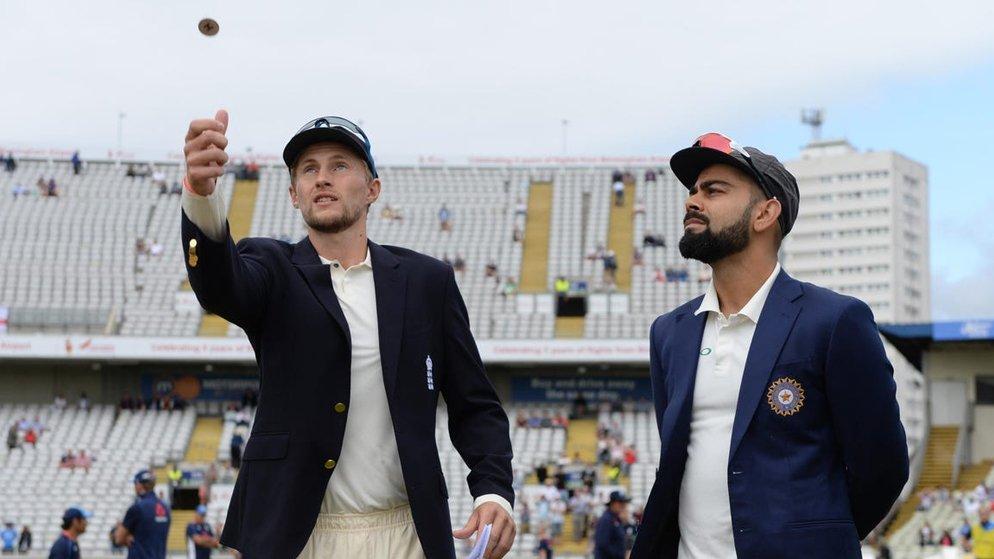 England vs India 4th test