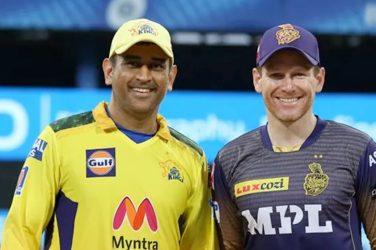 IPL 2021 Final CSK vs KKR