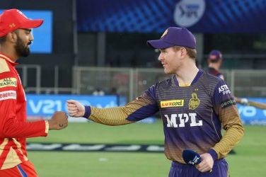 IPL 2021 KKR vs PBKS