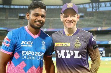IPL 2021 KKR vs RR